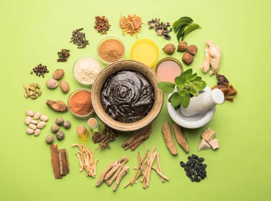 Someone Say Ayurvedic Herbs? My Favorite Ayurvedic Herbs for Black Hair Revealed!