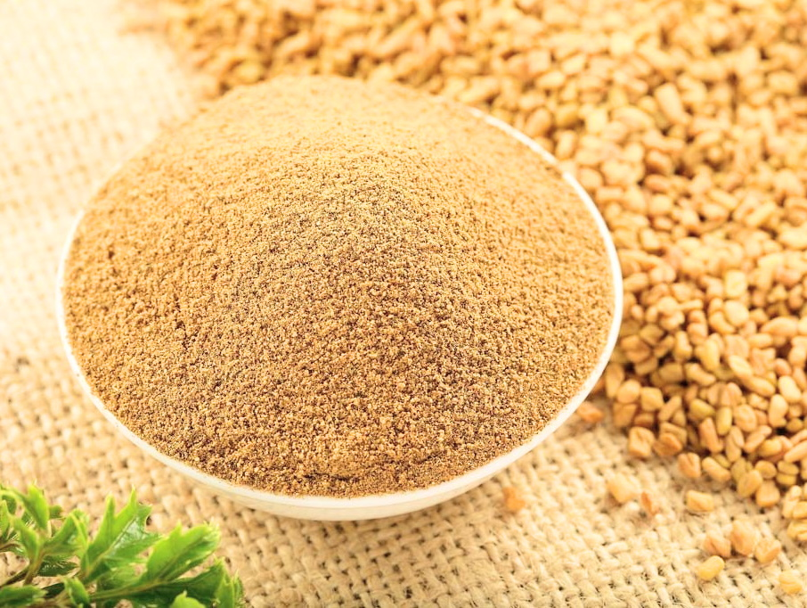 Discover the Best Fenugreek Powder for Black Hair Growth