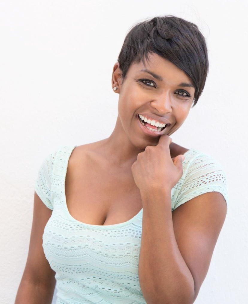 Get Inspired With These Gorgeous Short Natural Hairstyles For Black Women