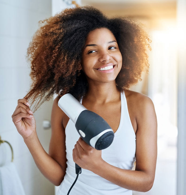 Discover The Must-Have Blow Dryer for 4C Hair