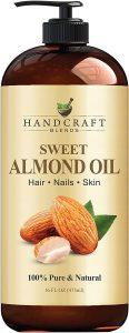 Handcraft Blends Sweet Almond Oil