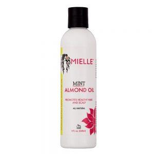 MIELLE ORGANICS Mint Almond Oil