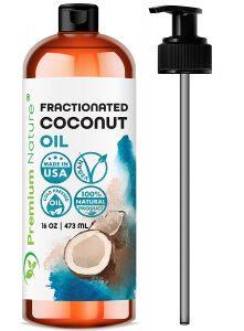 Premium Nature Coconut Oil