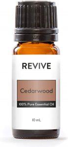 Cedarwood Essential Oil by Revive Essential Oils