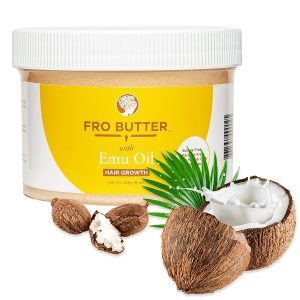 Fro Butter Emu Oil Hair Growth Treatment