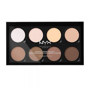 Nyx Highlight & Contour Pro Palette Kit