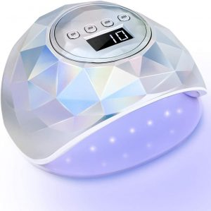 PrettyDiva UV LED Nail Lamp