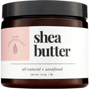 Raw Apothecary All-Natural Ivory Shea Butter