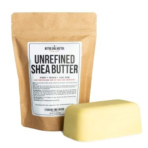 Unrefined African Shea Butter