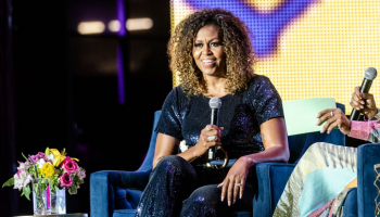The First Lady of Style – Michelle Obama's Natural Hair
