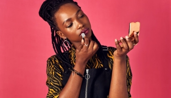 Naturally Beautiful – Natural Makeup for Black Skin